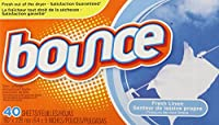 Bounce Fresh Linen Sheets, 40-Count by Bounce
