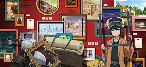 【Amazon.co.jp限定】キノの旅 the Animated Series 上巻(初回限定生産)(多数決ドラマ特典Blu-ray付)(全巻購入特典:「アニメ描きおろし 全巻収納BOX」引換シリアルコード付き)
