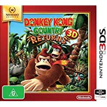 Donkey Kong Country Returns - Nintendo 3DS