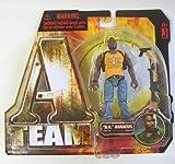 ATeam 2010 Movie 9.5cm Action Figure B.A. Baracus Quinton Rampage Jackson