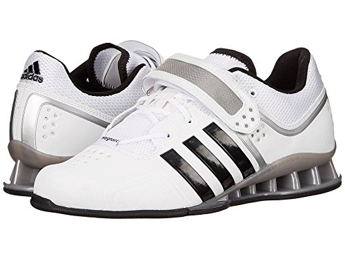 (アディダス) adidas 靴・シューズ adidas adipower Weightlift Core White/Black/Tech Grey Metallic コア...