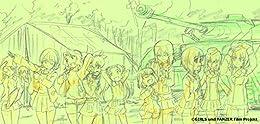 【Amazon.co.jp限定】 ガールズ&パンツァー 第2次ハートフル・タンク・ディスク (描きおろしスチールブックケース付) [Steelbook] [Blu-ray]