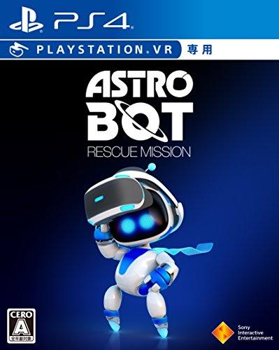 【PS4】ASTRO BOT:RESCUE MISSION (VR専用) 【早期購入特典】「キャラクターアバターセット」がダウンロード可能なコードチラシ (封入) 【Amazon.co.jp限定】「アマゾン限定ASTRO BOT:RESCUE MISSION キャラクターアバターセット」