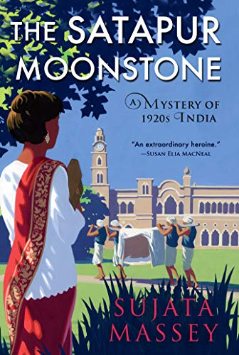 The Satapur Moonstone (A Mystery of 1920s India Book 2) (English Edition)