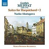 ゴットリープ・.ムッファト:チェンバロのための組曲集