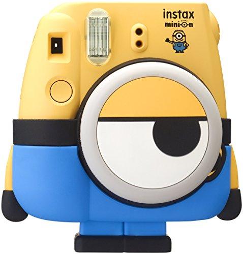 FUJIFILM インスタントカメラ チェキ  INS MINI 8 MINION B071XH7L8Q 1枚目