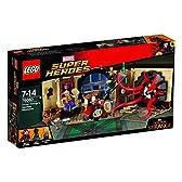 LEGO レゴ マーベルスーパーヒーローズ 2016後半新商品 ドクターストレンジの神聖な館 (Doctor Strange's Sanctum Sanctorum) 76060 [並行輸入品]