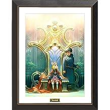 【Amazon.co.jp限定】二ノ国II A3キャラファイングラフ「二人の王」