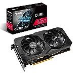 ASUS AMD RX 5500 XT 搭載 デュアルファンモデル 8G DUAL-RX5500XT-O8G-EVO