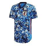 J1 ユニフォーム 半袖 日本代表 2019海軍 メンズ tシャツ サッカー レプリカ ファン制服 印刷可能 M