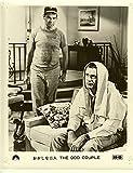 ジャツク・レモン*おかしな二人 A 映画写真スチール*昭和ヴィンテージ 1965年*used 少々傷みあり 資料に最適 レア 現品のみ 20x25cm