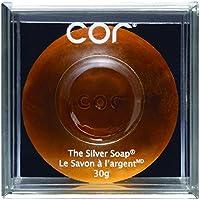 Cor Silver Soap - 30 G (並行輸入品) [並行輸入品]