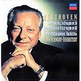 ベートーヴェン:交響曲第2&4番