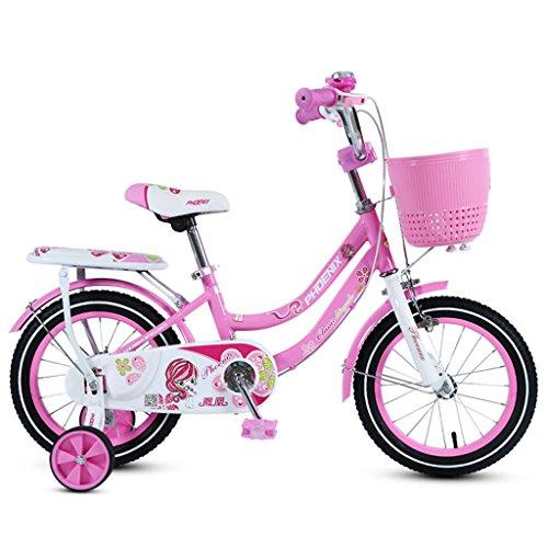 子供の自転車2-4-6歳のベビーベビーカー12/14/16/...