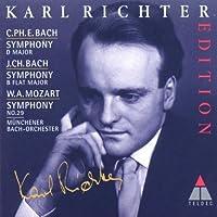 Symphony in D / Symphony in B / Symphony 29 by C.P.E. Bach