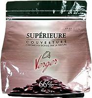 大東カカオ スペリオール ヴェルジェ 1kg (カカオ分66%)