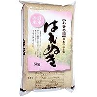 【精米】 山形県 無洗米 1等米 はえぬき 5kg 平成30年産