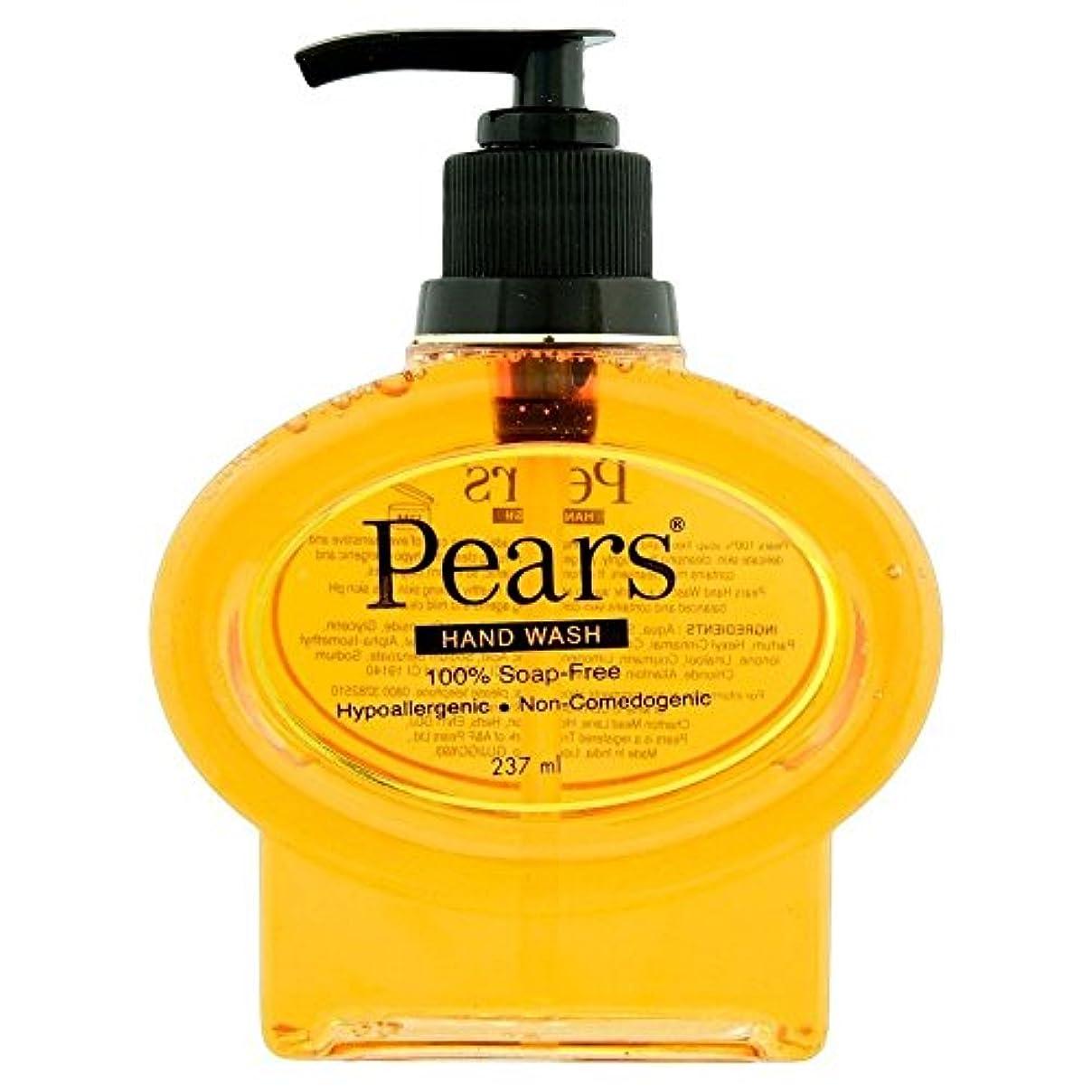 勢いソーダ水人工[Pears ] 梨液体手洗い(237ミリリットル) - Pears Liquid Handwash (237ml) [並行輸入品]