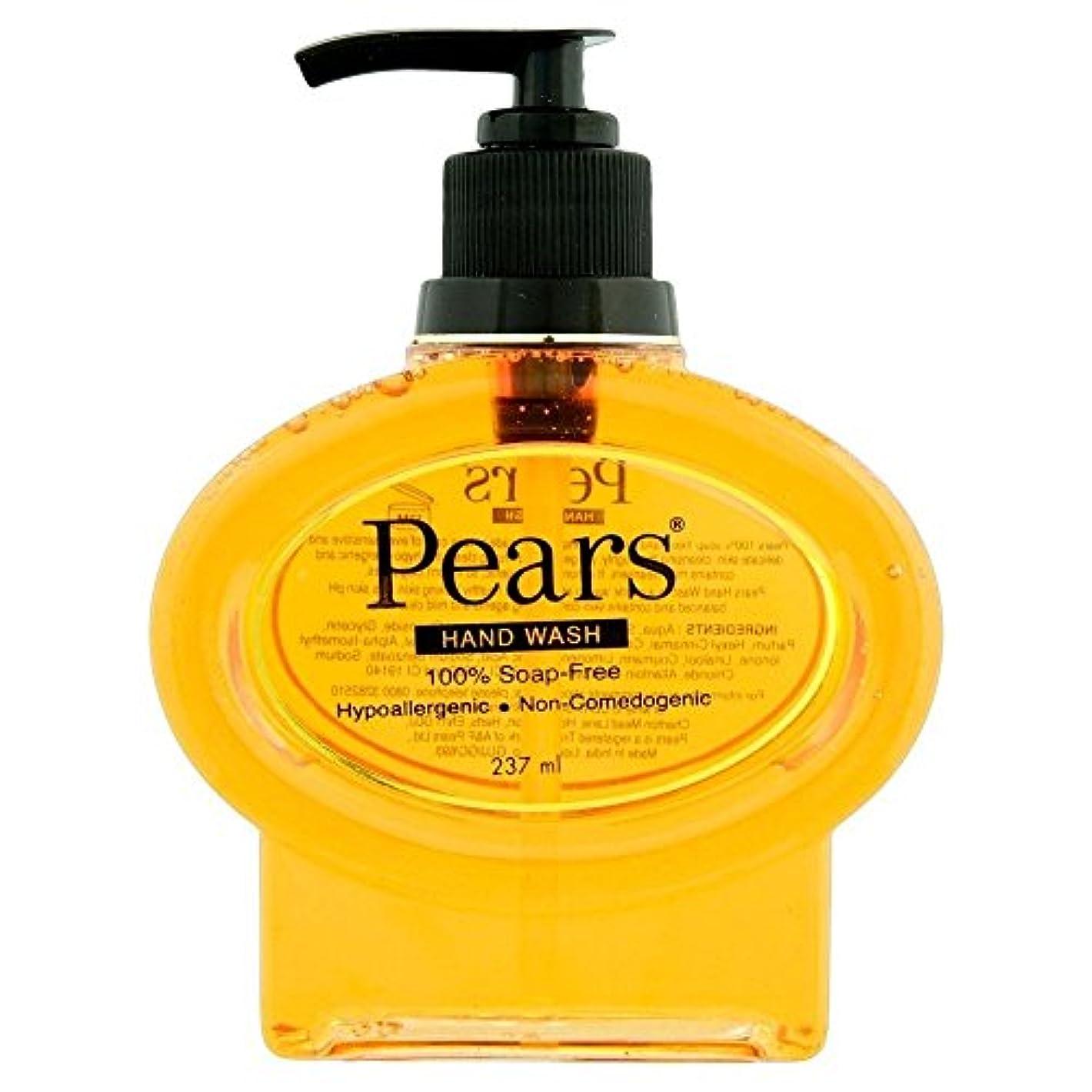 地下鉄便宜長々と[Pears ] 梨液体手洗い(237ミリリットル) - Pears Liquid Handwash (237ml) [並行輸入品]