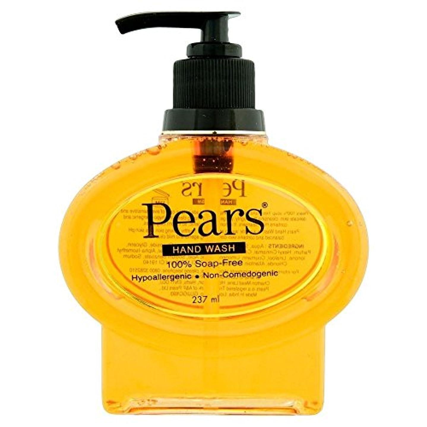 ソビエト帝国独立した[Pears ] 梨液体手洗い(237ミリリットル) - Pears Liquid Handwash (237ml) [並行輸入品]