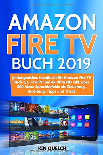 Amazon Fire TV Buch 2019: Umfa...