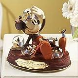 Mickey 's Nightmare Snow Globe