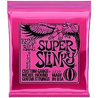【正規品】 ERNIE BALL 2223 ギター弦 (09-42) SUPER SLINKY スーパー・スリンキー