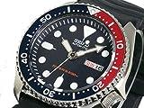 セイコー SEIKO ダイバー ネイビーボーイ 自動巻き 腕時計 SKX009KC バンド調整キット付 [並行輸入品]