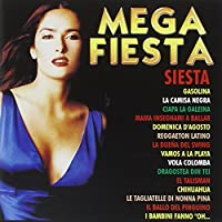 Audio Cd - Mega Fiesta (1 CD)