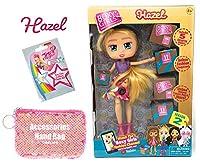 Ropeastar Boxy 女の子用人形遊びセット シーズン1と2 スパンコールアクセサリーバッグとJoJo Siwa ミステリーリボンパック パープル ABC