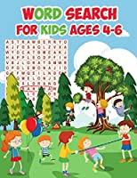 Word Search For Kids Ages 4-6: An Amazing Word Search Activity Book for Kids Word Search for Kids