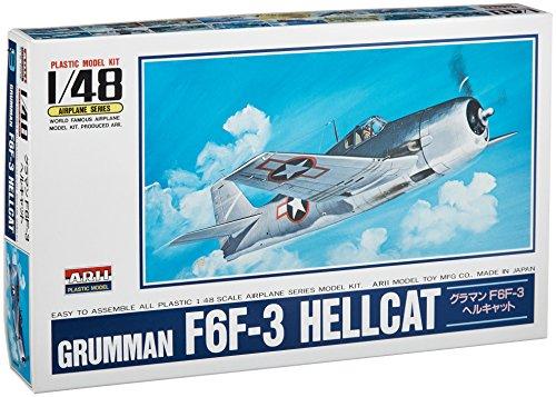 1/48 日本機・外国機 No.9 ヘルキャットF6 F-3