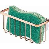 InterDesign Gia Metal Sink Caddy/Organiser, Copper