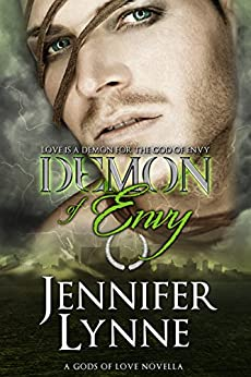Demon of Envy (Gods of Love) by [Lynne, Jennifer, Katemi, Jen]