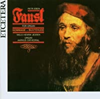 Faust For Organ by P. EBEN (1994-04-13)