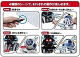 スター・ウォーズ R2-D2 USBハブ 画像