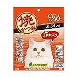 【お徳用 8 セット】 チャオ 焼かつお 本ぶし味 5本入×8セット