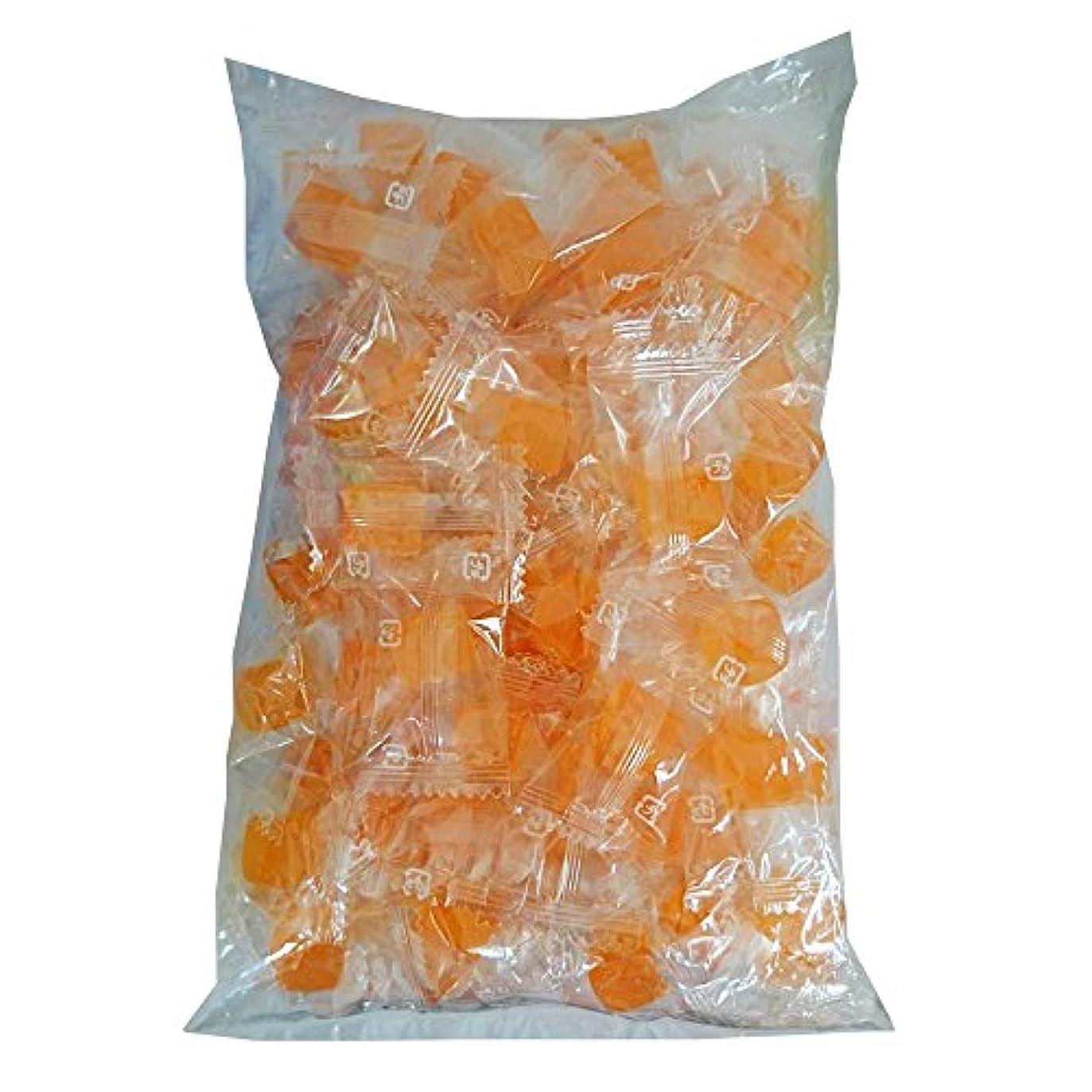 小包おしゃれなあえぎみかんキシリトールグミ大袋100粒入