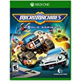 Micro Machines World Series - Xbox One