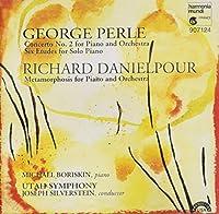 Perle;Piano&Orch.Concerto 2