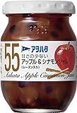 アヲハタ55 アップル&シナモンジャム(レーズン入り) 165g×12個