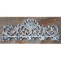 Lulu装飾、鋳鉄フック LZ302W