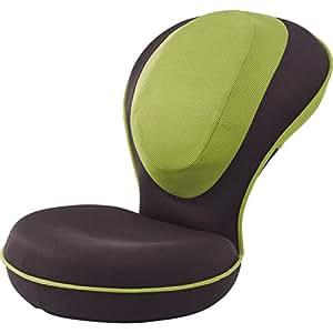 ドリーム 背筋がGUUUN(グーン)美姿勢座椅子(グリーン)