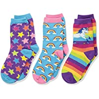 Socksmith Toddlers Sparkle Party Crew Socks - 3 Pack