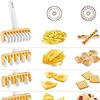 ローラーカッターローリングエンジェルビスケットクッキー金型メーカーケーキdiy飾る波状カッター異なるパターンローリングピン