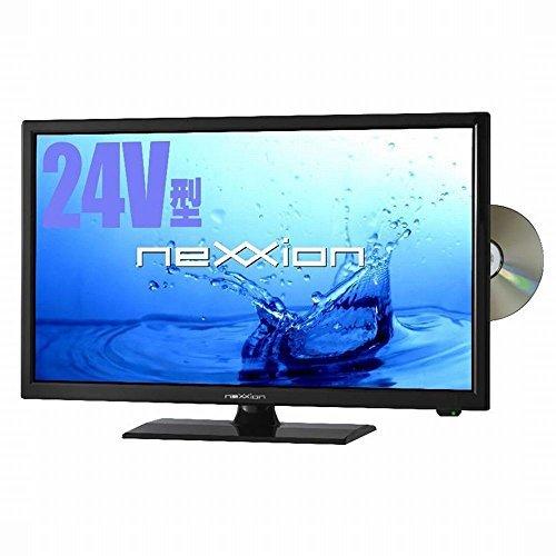 neXXion 24V型 DVDプレーヤー内蔵地上波デジタル...