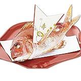 伊勢神宮外宮奉納 祝い鯛姿焼き (400g) 鯛 尾頭付き 国産天然鯛 お食い初め 飾り付き