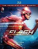 【メーカー特典あり】THE FLASH / フラッシュ 〈ファースト・シーズン〉 コンプリート・ボックス(4枚組)(コミックブック付き 〈フラッシュ版〉) [Blu-ray]
