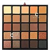 ICYCHEER プロ仕様25色アイシャドウ パレット アイシャドウ パレット アイシャドー パウダー アイシャドウ 発色が素晴らしい 落ちにくい (01)