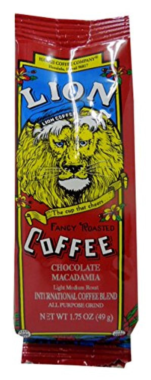 ライオンコーヒー チョコマカダミアミニ 49g